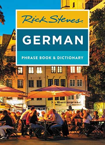 Rick Steves German Phrase Book & Dictionary (Rick Steves Travel Guide) (English Edition)