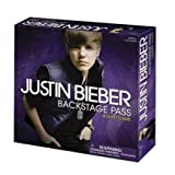 Justin Bieber Back Stage Pass Game