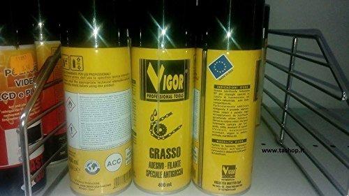 GRASSO LUBRIFICANTE VIGOR FILANTE SPRAY