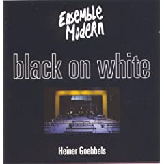 Black On White - Music Theatre: Black On White - Music Theatre: In the Basement