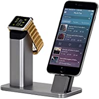 Apple Watch Stand, WOWO® Premium in alluminio