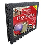 2x Eva Foam Interlocking Gym Garage Anti Fatigue Flooring Play Mats Pack Of - Best Reviews Guide
