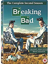 Breaking Bad: Season 2 [DVD] [2009]