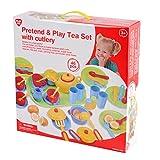 PlayGo 3126 - Nachahmen und Spielen Teeservice mit Besteck