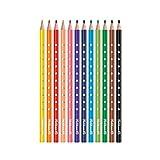 SILVERINO: matite colorate tri 3mm/ confezione da 24 colori
