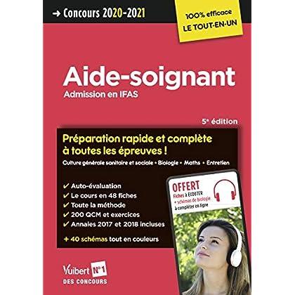 Concours Aide-soignant - Admission en IFAS - Concours 2020 -2021