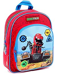 Dino Trux - DinoTrux Enfants Sac à Dos Build 24x30x11 cm