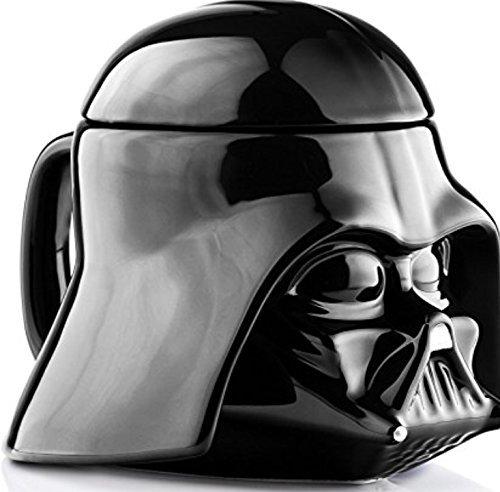 Star wars 3d carattere mug darth vader