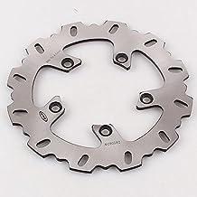 gzyf rotores de disco de freno trasero para Yamaha FZ6 FAZER S2 600 & FZ1 FAZER