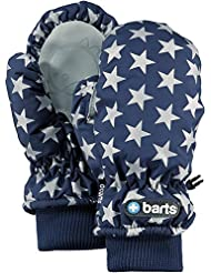 BARTS - Moufles imperméable bleu imprimé étoiles garçon du 1 au 6 ans Barts