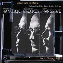 Directions in Music: Live at M by Herbie Hancock (1999-08-24)