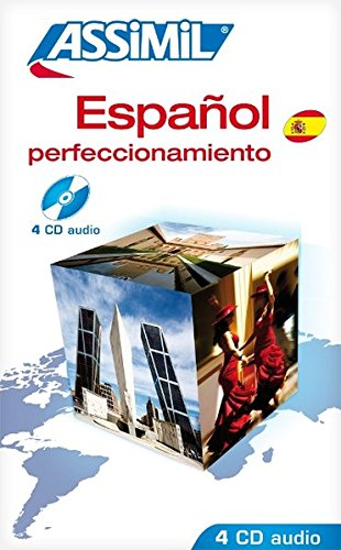 Español Perfeccionamiento ; Enregistrements CD Audio (x4)