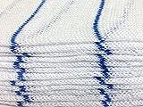 Linens Home Weiß Hygiene Biofresh antibakteriell Baumwolle Gericht Stoff Super Weich saugfähig Küche Tuch Professionelles Catering Waschen Tuch 10St Tücher