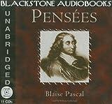 Pens'ees - Blackstone Audiobooks - 01/08/2001