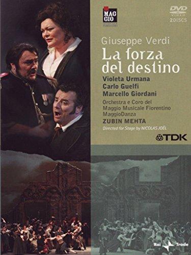 Verdi, Giuseppe - La forza del Destino (2 DVDs) (Forza Dvd Verdi: Del Destino)
