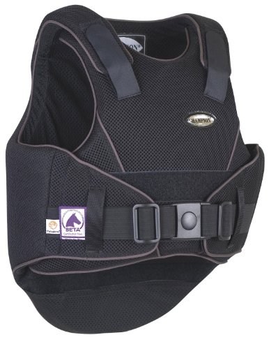 51vNFGsESsL BEST BUY UK #1Champion Flexair Body protector ALL SIZES (Black/Gunmetal, Childs XL) price Reviews uk