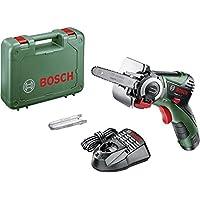 Bosch Akku Säge EasyCut 12 (1 Akku, NanoBlade Technologie, 12 Volt System, im Koffer)