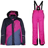 Killtec Alara Jr - Ski Set Mädchen Skianzug, Farbe:Pink, Kinder Größen:164