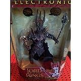 De el Señor de los anillos Sauron–Figura electrónica con luz y sonido