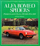 Alfa Romeo Spider (Osprey autoHistory)