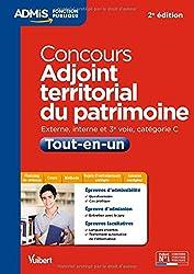 Concours Adjoint territorial du patrimoine - Tout-en-un - Catégorie C - Concours 2015