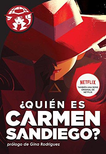 ¿quién Es Carmen Sandiego? por Rebecca Tinker