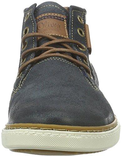 s.Oliver Herren 15201 Sneakers Grau (STEEL 245)