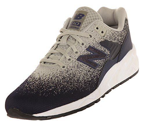 New Balance 580 Hommes baskets Gris MRT580JV
