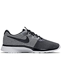 Nike NIKE TANJUN RACER - Zapatillas deportivas, Hombre, Gris - (Dark Grey/White-Black)