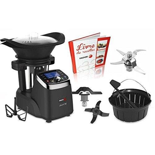 Fagor FG 508Grand Chef Robot olla multifunción negro 3L, 1500W