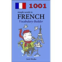 1001 simple words in French (Vocabulary Builder)