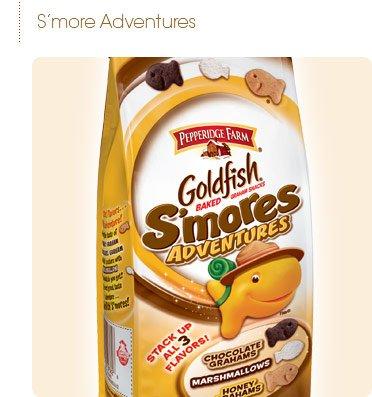 Goldfish® S'mores