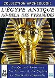 Collection archéologie - L'Égypte antique au-delà des pyramides - Coffret 10 DVD