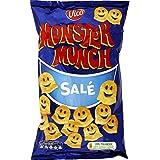 Monster Munch - Produit soufflé à base de pomme de terre, salé - Le paquet de 85g - Prix Unitaire - Livraison...