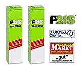 PRAKTISCHES SET 2 x 75ml P21-S Dr WACK PREMIUM ALU-POLITUR 1280 Alu-Polish für Leichtmetallfelgen / Unlackierte und lackierte, nicht eloxierte Metallteile