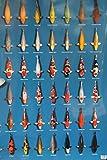 Koi-Poster , Höhe 100cm, Breite 69 cm