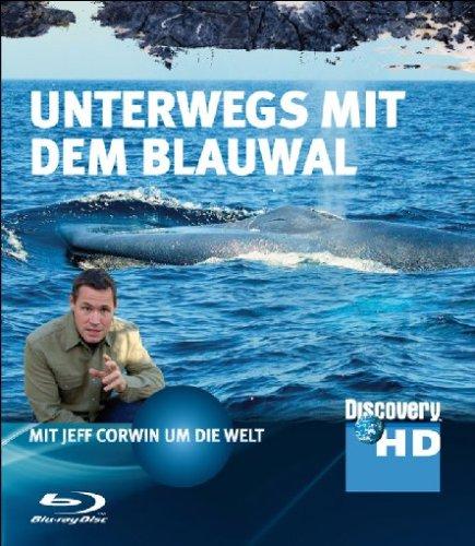 Unterwegs mit dem Blauwal - Discovery HD [Blu-ray] (Riesen Blu Ray)