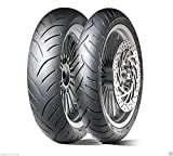 COPPIA PNEUMATICI GOMME DUNLOP SCOOTSMART 110/70 16 140/70 16 KYMCO PEOPLE 300