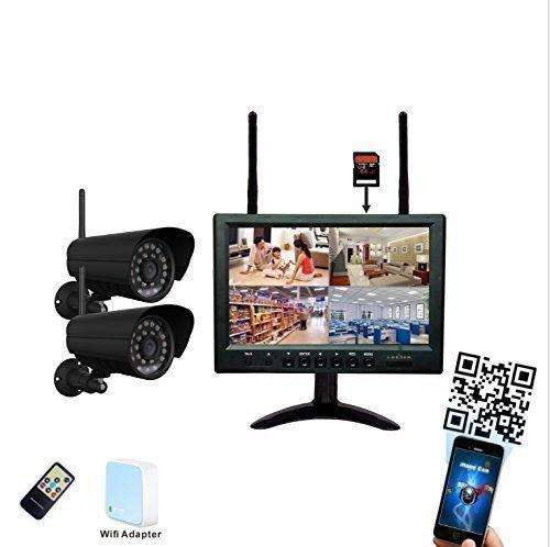 2286-cm-HD-720-P-conexin-de-vdeo-vigilancia-Set-a-tiempo-real-max128GB-SD-tarjeta-LED-TFT-2-x-visin-nocturna-de-las-cmaras