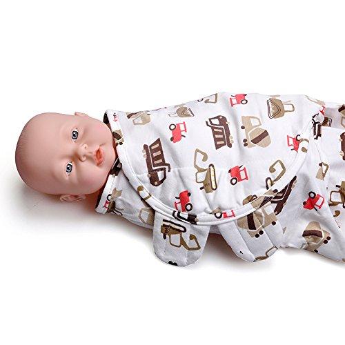 Pucksack Pucktuch Schlafsack Baby Swaddle SOMMER Bagger