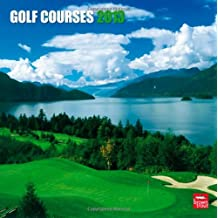 Golf Courses 2013 - Golfplätze - Original BrownTrout-Kalender
