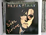 special limited edition tour album with bonus E.P bete noire (bryan ferry)