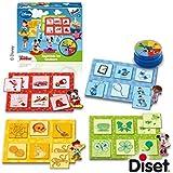 Diset - 46661 - Jouet De Premier Age - Educatif Disney Junior - Couleurs