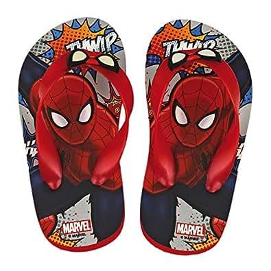 Flip-Flops Ciabatte Infradito Bambino Spiderman (32 EU)