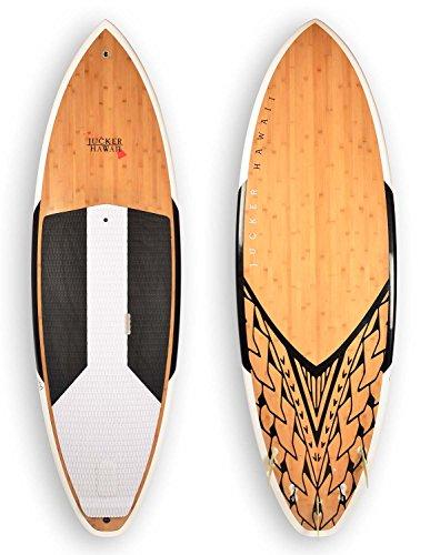 JUCKER HAWAII Stand Up Paddle / SUP Board BAMBOO 8'2