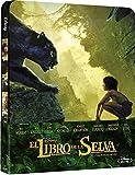 El Libro De La Selva (Edición Metálica) [Blu-ray]