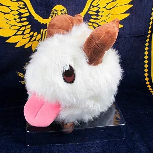 Saino Spiel Charakter Ziege Kaninchen Plüschtier Poro Für Kinder Geburtstag Cosplay Spielzeug