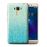 Stuff4 Phone Case for Asus ZenFone 3 Laser ZC551KL Glitter