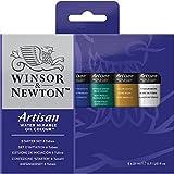 Winsor & Newton 1590264 Ölfarben, 6 x 21 ml, 14,2 x 2,8 x 13,7 cm