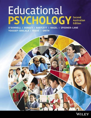 Educational Psychology Australian Edition by Angela M. O??Donnell (2015-09-25)